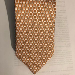 Excellent conditions ferragamo tie